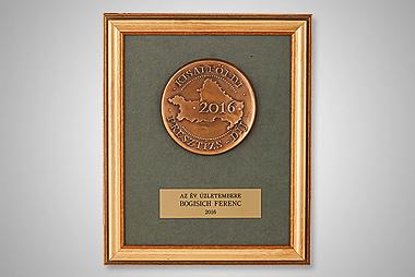 2016: Presztízs díj